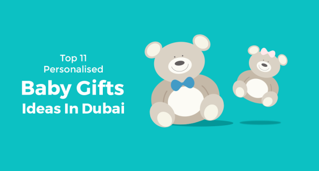 Personalised Baby Gifts Ideas In Dubai