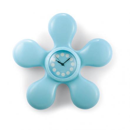 Flower Shaped Clock
