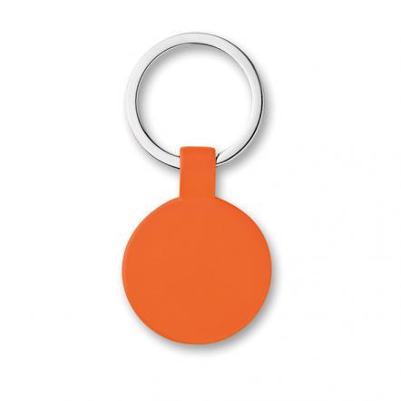 Key ring nickel plating