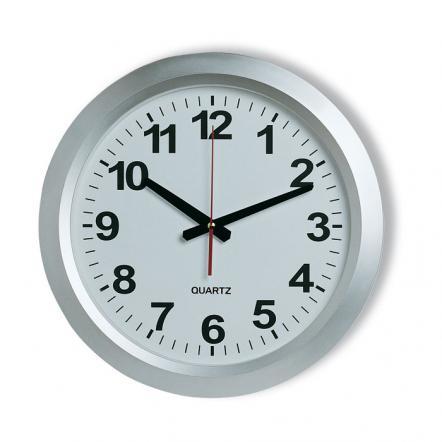 Railway Station Style Wall Clock