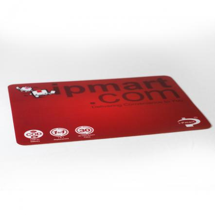 Thin PVC mousepad