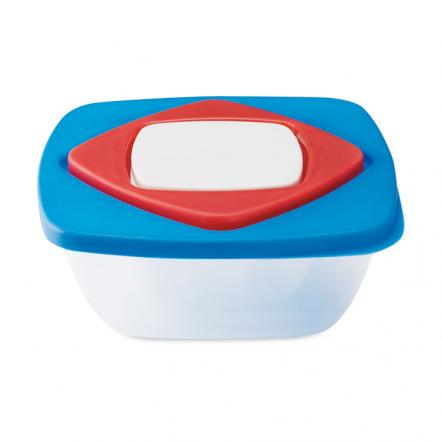 Pliable food container set