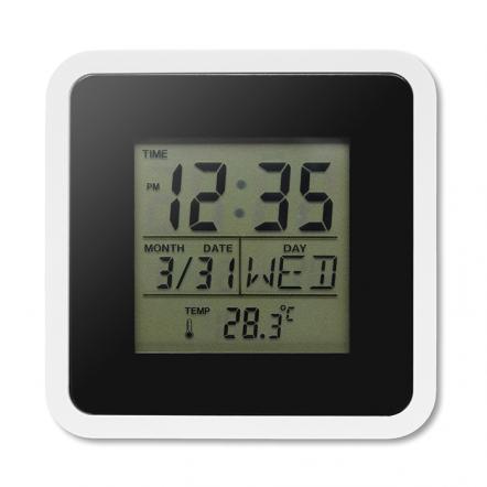 Travel alarm clock