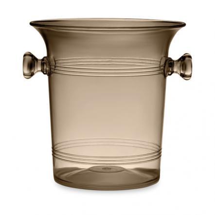 Plastic ice bucket