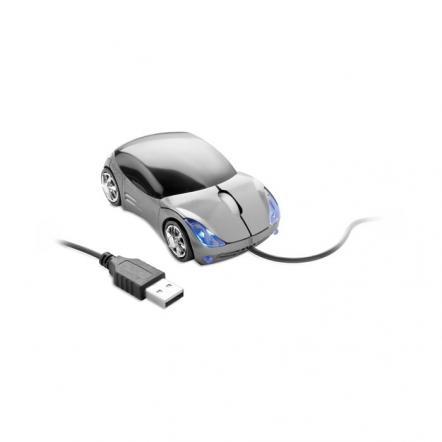 Car shape optical mouse