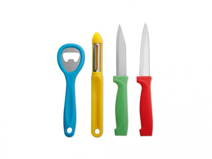 Set of 5 kitchen utensils