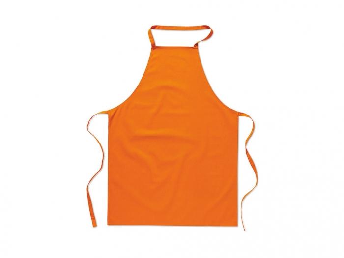 Kitchen apron in cotton