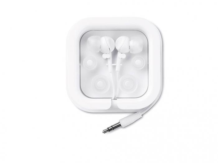 Silicone earphones