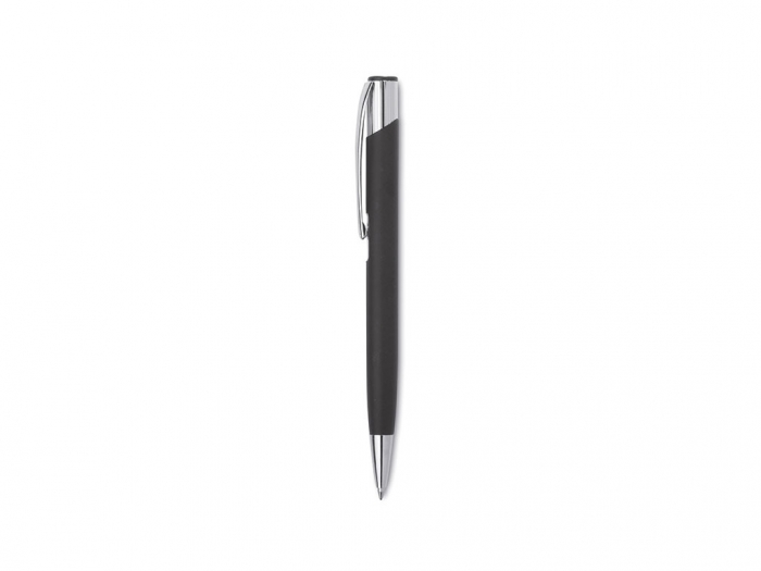 Push type aluminium ball pen