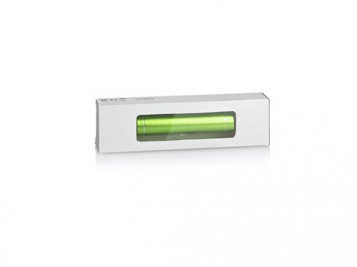 Stylish aluminum power bank