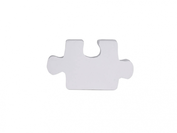 Anti-stress in puzzle shape