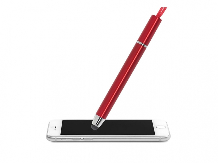 Stylus pen with neck cord