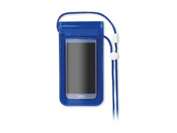 Waterproof smartphone pouch