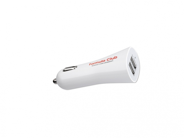 USB 2X car charger