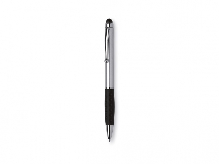 Twist Plastic Ball Pen with Stylus