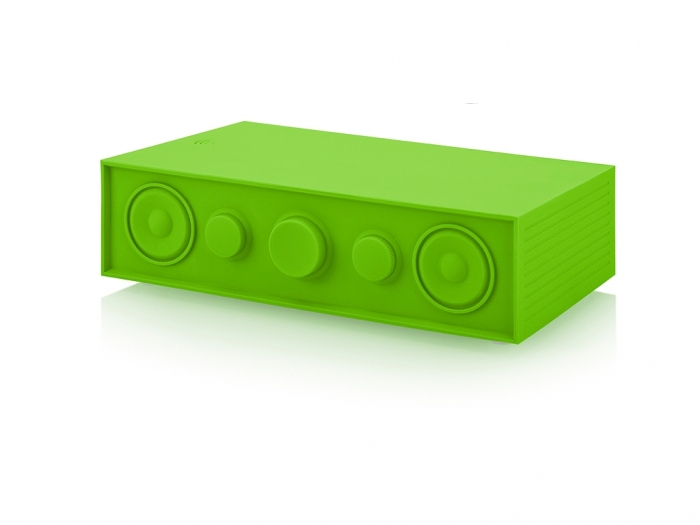 BLASTING BRICK speaker