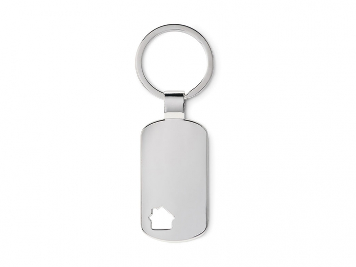 Keyring with house detail