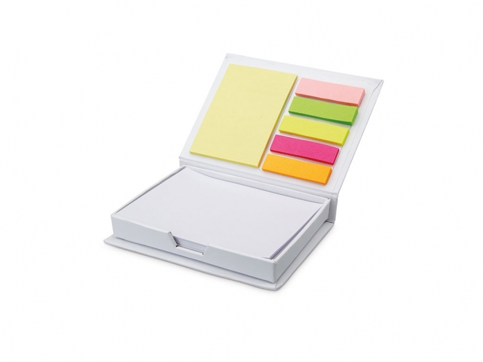Memopad and sticky notes