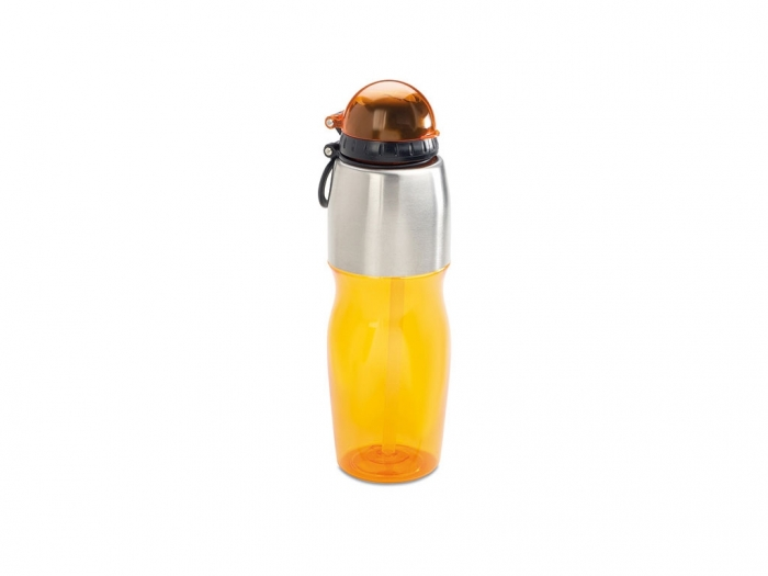 Sporty drinking bottle