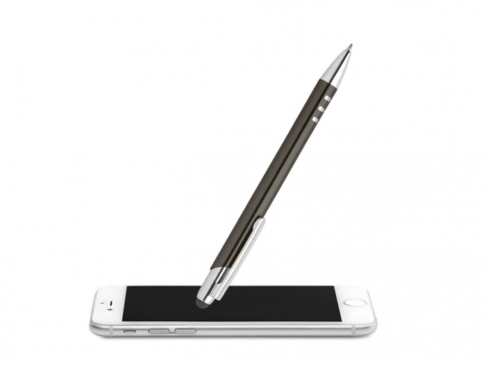 Stylus aluminium ball pen