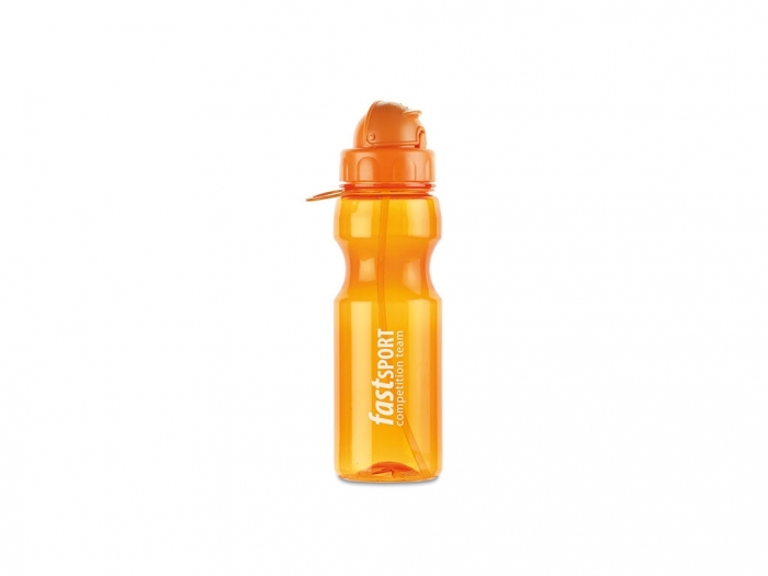 Polycarbonate drinking bottle