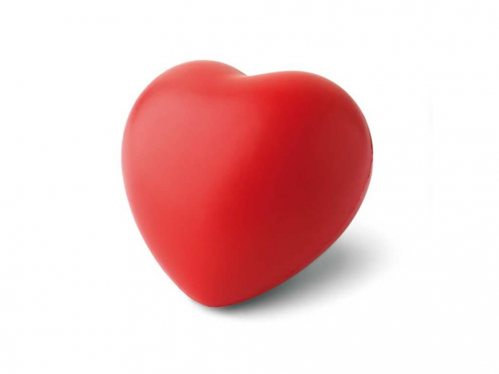 Anti-stress heart shape