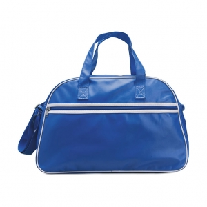 Bowling shape sport bag in matt finish