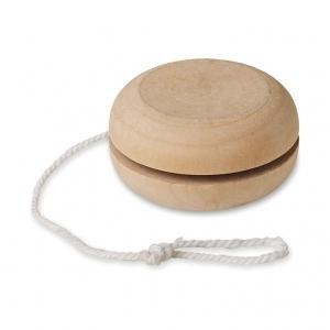 Wooden yoyo