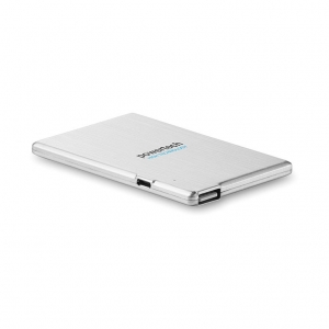 8GB USB and 2200 mAh power bank