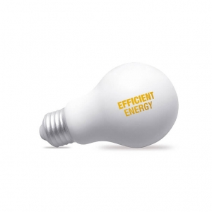 Anti-stress in light bulb