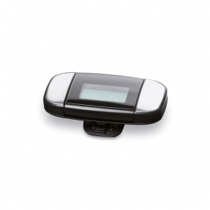 Pedometer with pulse heart rate
