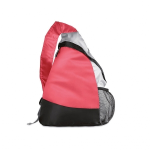 Triangular backpack