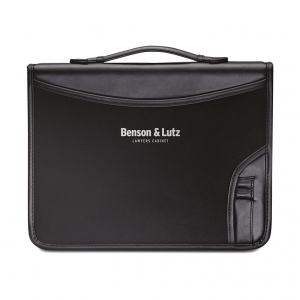 12 inch laptop pouch and portfolio