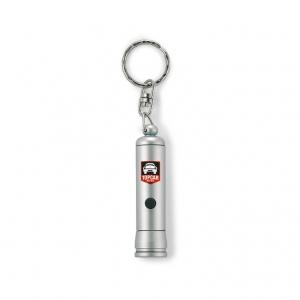 LED Flashlight Key Ring