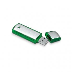 Rectangular metal USB