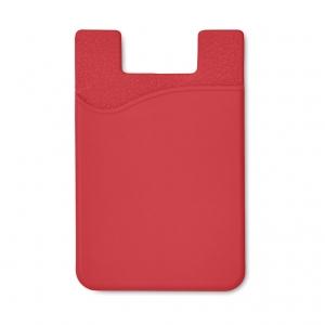 Silicone cardholder