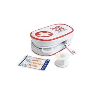 Promotional first aid kit