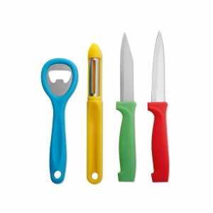 Set of 5 kitchen utensils