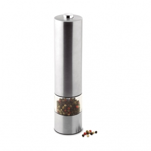 Electric salt or pepper mill