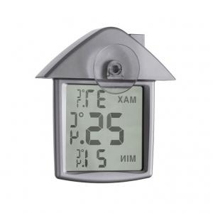 House Shape Weather station