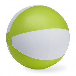 Anti-stress beach ball style