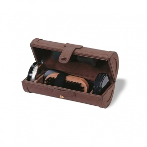 Luxurious shoe polish kit
