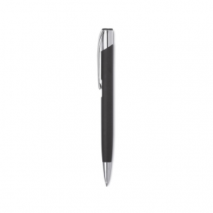 Push type aluminium ball pen