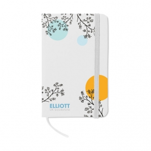 A6 notebook lined pages