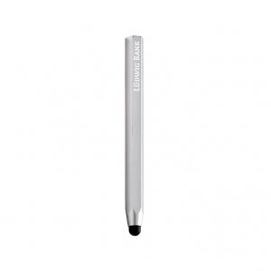 Touch pen in silver carton box