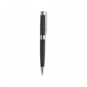 Metal twist ball pen