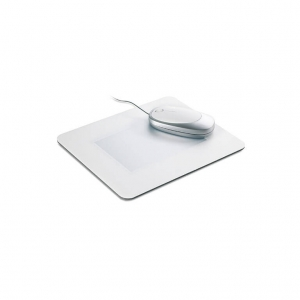 Mouse pad with window