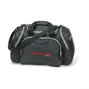 Sport bag with several pockets