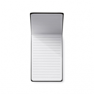 Vertical Notebook