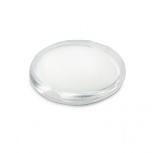 Plastic pocket soap dispenser